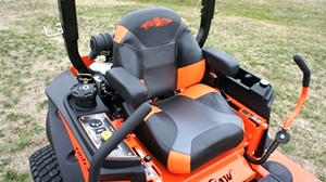 2017 Bad Boy Outlaw Xp with Yamaha 33hp EFI