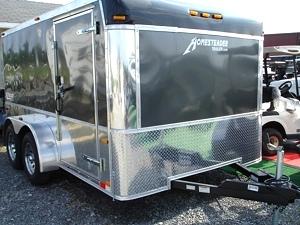 Homesteader Enclosed Trailer EZ Rider