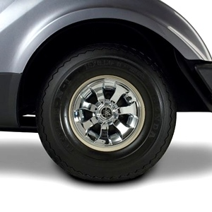 Yamaha Drive Golf Car Custom Wheel Covers