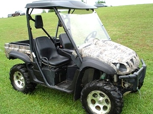 Yamaha Rhino 660 Camo Pkg Great Cond  SOLD!!!