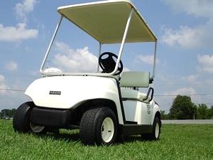 Yamaha Golf Cart (2000 Pre-Owned)