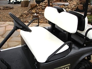 EZGO Custom Fitted Slip Cover