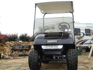 2010 EZGO Limited Edition Valor