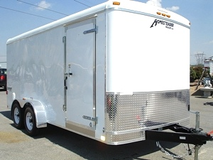2011 Challanger Enclosed Cargo Trailer 865-984-4003