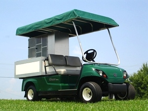 2006 Yamaha Refreshment Cart