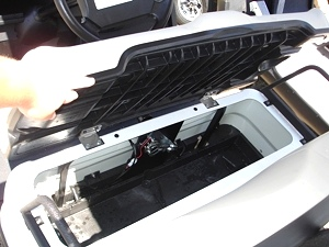Yamaha Concierge 4-Passenger with Rear Facing Seat
