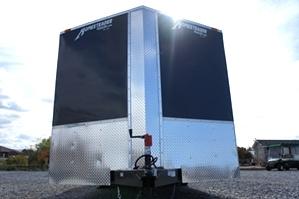 Homesteader 20 X 8.5 Enclosed Trailer