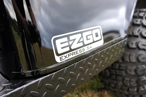 EZGO 2017 Express S4 New     2 Year Warranty