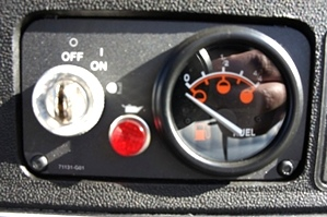 2017 EZGO Express L6 6 Passenger Car 2 Year Warranty