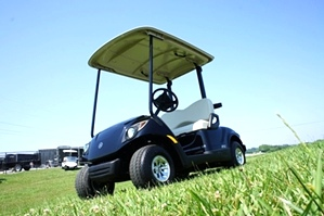 2013 Yamaha Drive PTV Golf Car   Fuel Injection New  for 2013