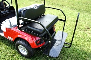 2014 EZGO Valor Gas Golf Utility Car 4 Passenger