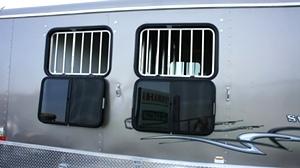 2018 Homesteader  Bumper Pull Horse Trailer