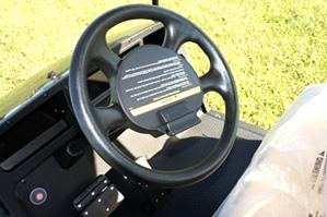 EZGO Valor Golf Cart