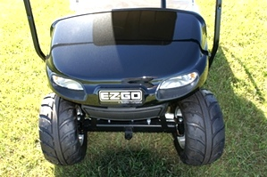 EZGO Valor Golf Cart