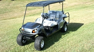 2017 EZGO Express 6 Passenger Golf Cart L6
