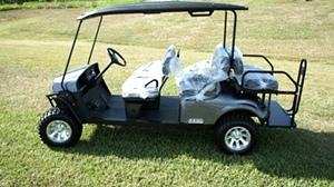 2017 EZGO Express 6 Passenger Golf Cart L6