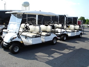 Shuttle Limo Carts