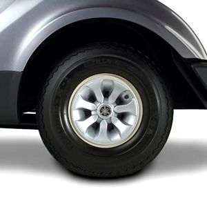 Yamaha Drive Golf Car Wheel Covers