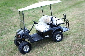 EZGO Express S4 New     2 Year Warranty
