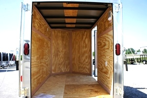 Homesteader 5x8 Enclosed Bike Trailer