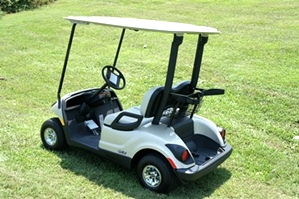 Yamaha Gas EFI Drive Golf Car  PTV