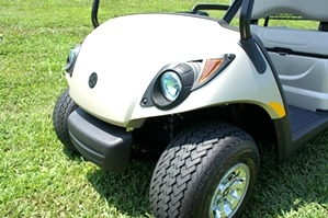 Yamaha Gas EFI Drive Golf Car  PTV