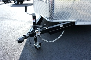 Homesteader Stallion 2 Horse Front Load-Bumper Trailer