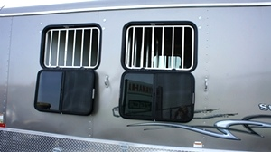 Homesteader  Bumper Pull Horse Trailer