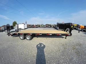 Lone Wolf Gooseneck Trailer In Stock Ready to Roll