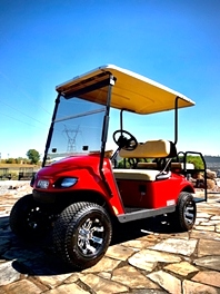 2020 EZGO Valor Golf Car
