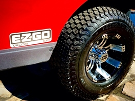 2020 EZGO Valor Golf Car
